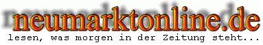 neumarktonline - die Internet-Tageszeitung. Aktuelle Berichte, Meldungen und News aus Neumarkt in der Oberpfalz im Internet